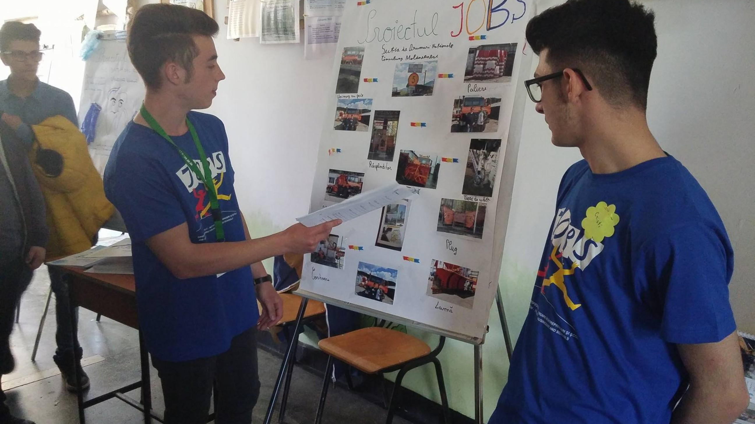 Jobs_fair_ Colegiul Silvic Bucovina_2016